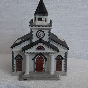 Lemax church